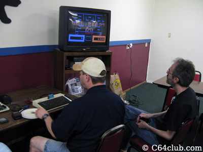 Wizard of Wor Atari 8-bit - Northwest Retro Computing and Video Game Club